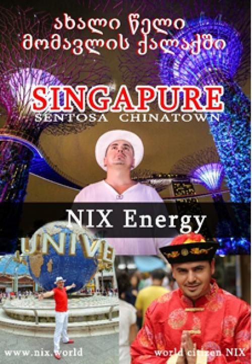 სინგაპური, ახალი წელი მომავლის ქალაქში | singapure NEW YEAR IN THE CITY OF FUTURE,[xfvalue_genre]